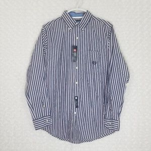 Chaps Long Sleeve Easy Care Shirt